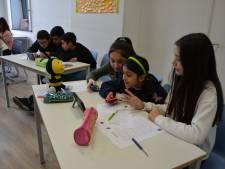 Educatieve game verdiept leerlingen Sint-Salvator in wereld van de bij