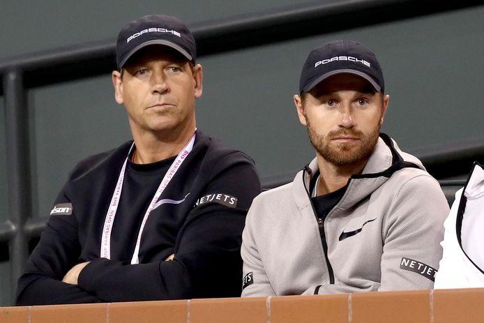 Sven Groeneveld (links).