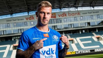 AA Gent heeft toptransfer beet: middenvelder Niklas Dorsch tekent voor 4 jaar