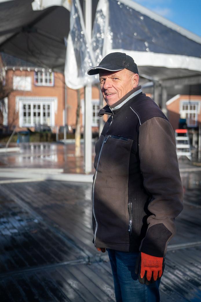 Henk Albers van der Linden.