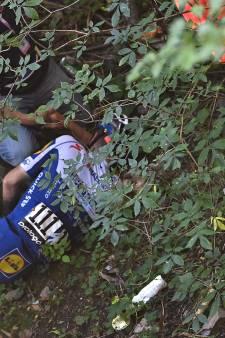 Wielerseizoen Evenepoel voorbij door bekkenbreuk na crash in ravijn