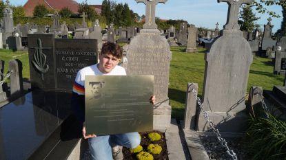 Dylan eert gesneuvelde WO I-soldaat én ouders