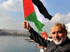 Le Hamas rend hommage aux victimes de la flottille turque