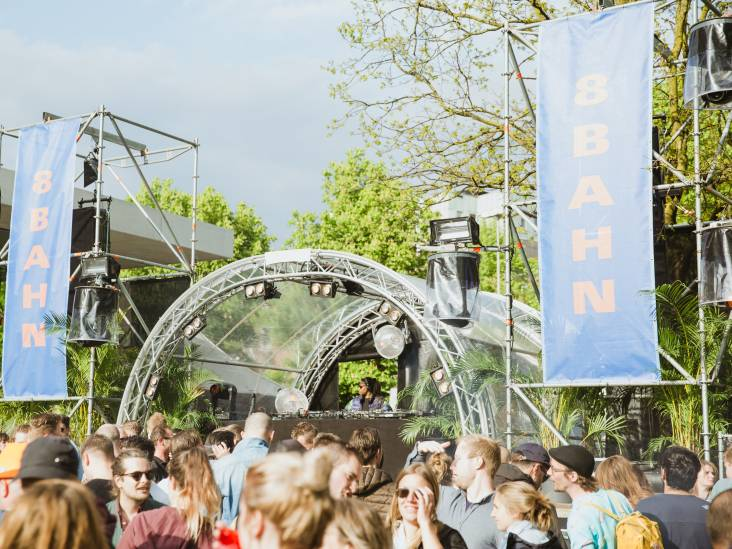 Rome en Kaapstad ruiken bij 8Bahn aan Koningsdag Arnhem