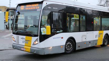 Politie moet twee keer tussenkomen op lijnbus: ruzie onder reizigers en problemen met agressieve autobestuurder