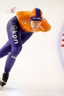 Persoonlijk record voor Wüst op 1000 meter, Bowe schaatst wereldrecord