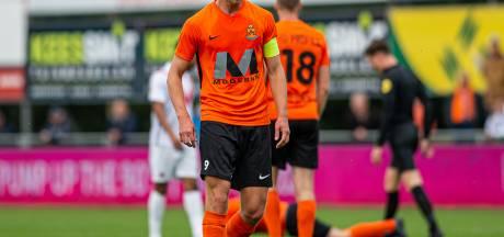 Opnieuw puntenverlies voor HHC en Staphorst, Flevo Boys verliest en Rohda Raalte slaat laat toe tegen Heino