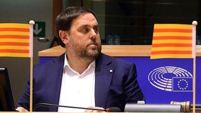 Spaans gerecht negeert Europees Hof: opgesloten Catalaanse ex-vicepremier mag niet zetelen als Europees parlementslid