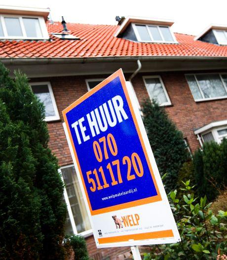 Prijsstijging huurhuizen het hoogst in zes jaar, vooral in Rotterdam stegen de huren