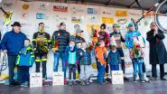 Johan Demeyer is eindwinnaar van Gouden Cross