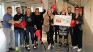 Sponsor van Wout Van Aert schenkt 5.000 euro aan postrevalidatiecentrum van To Walk Again
