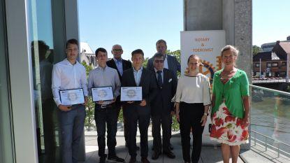 Jonge techneuten gehuldigd als Ambassadeur 2019 voor Wetenschap en Techniek