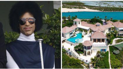 IN BEELD: deze luxevilla van Prince gaat onder de hamer