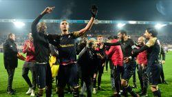 Antwerp en Club Brugge strijden om Beker van België