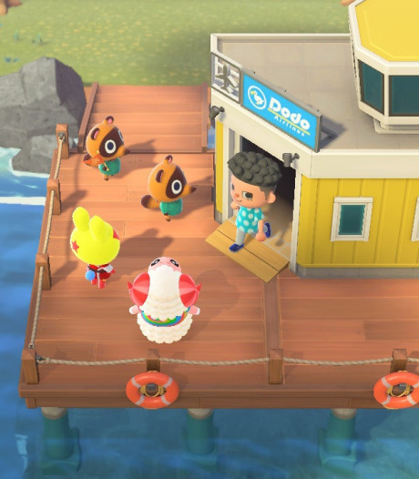 Quarantaine-tip: nieuwe Animal Crossing oase van rust