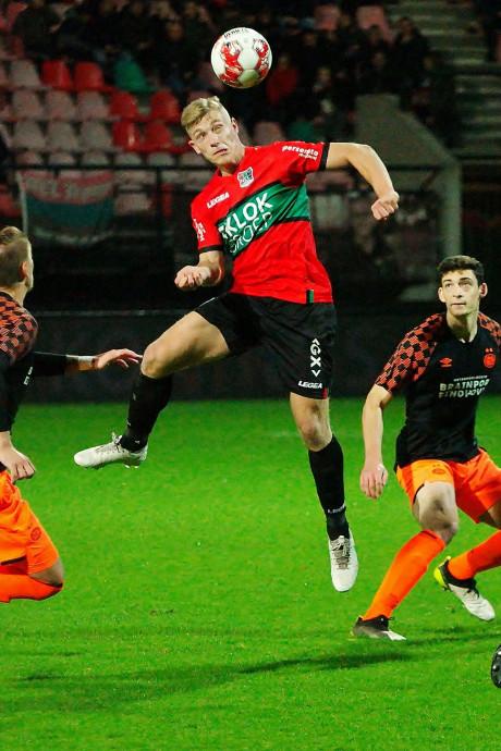 Samenvatting | NEC - Jong PSV