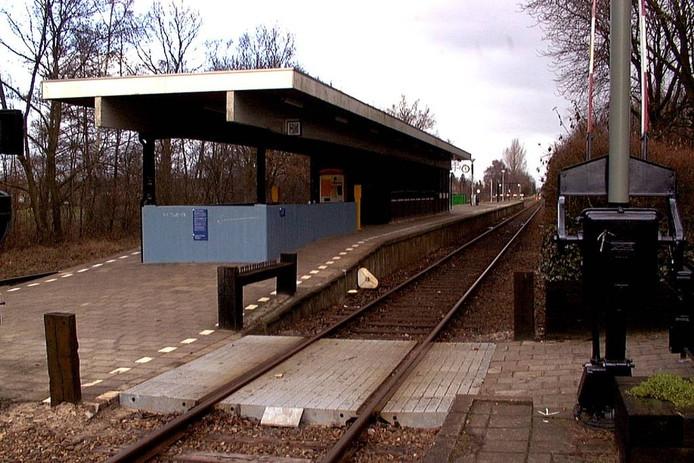 Station Vroomshoop. Foto: Dinand Buisman