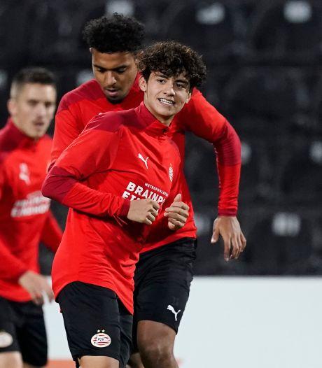 PSV heeft weer Amerikaans international in de gelederen: Richie Ledezma debuteert succesvol bij 'Team USA'