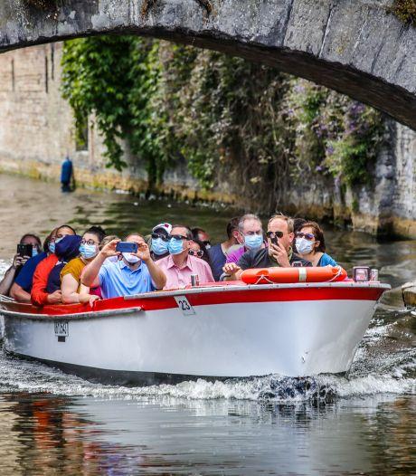 """De bootjesmannen van de Brugse reien na hun horrorjaar: """"We hebben miljoenen verloren"""""""