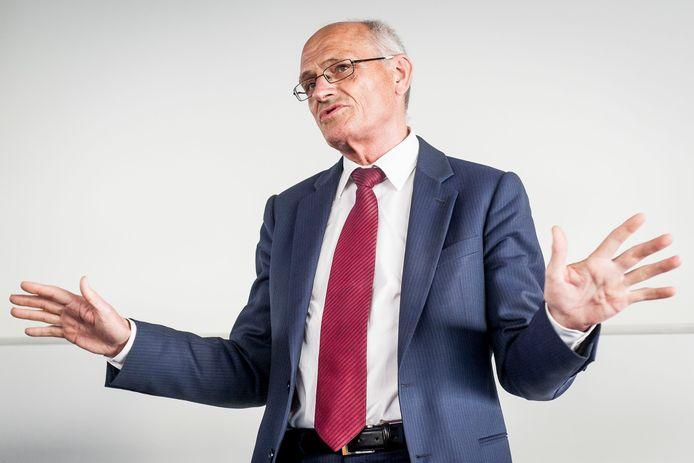 Gerard Sanderink is de hoogste baas van it-bedrijf Centric
