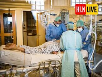 """LIVE. Absoluut record ziekenhuisopnames gebroken,  Van Gucht: """"Het ziet er echt niet goed uit""""- België zwaarst getroffen land van Europa"""