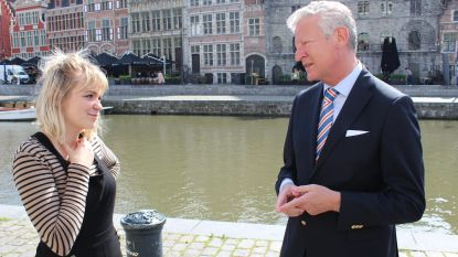 Voice-finaliste Fee en Pieter De Crem (CD&V): allebei uit Aalter, allebei op zoek naar jouw stem