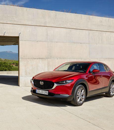 Mazda CX-30: scherp gelijnd én scherp geprijsd