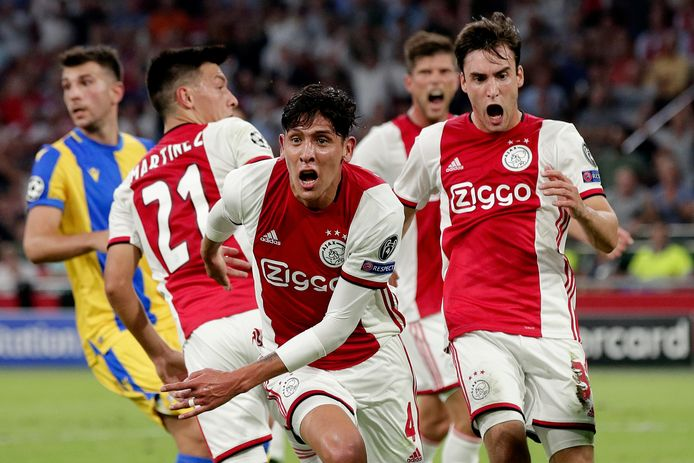 Ajax won in de play-offs voor een plek in de Champions League afgelopen zomer van APOEL Nicosia. De club uit Cyprus is een mogelijke tegenstander bij de loting van komende maandag.