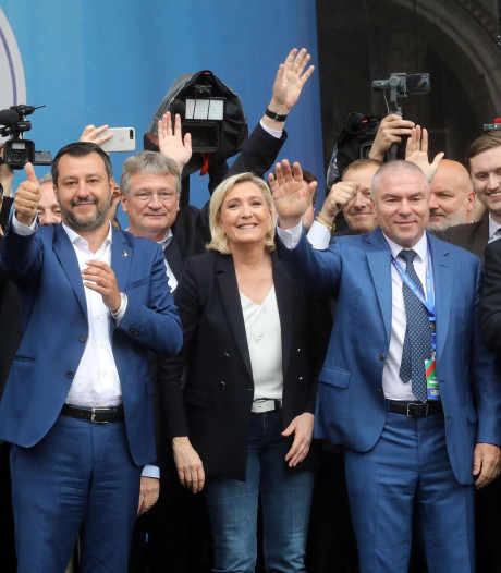 De populisten staan te popelen voor Europese verkiezingen