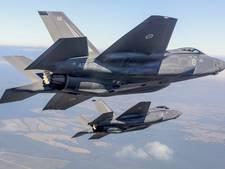 F-35's komende jaren massaal naar  Woensdrecht