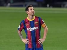 """Messi appelle à l'unité: """"Si j'ai fait des erreurs, c'était uniquement pour rendre le Barça plus fort"""""""
