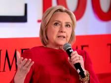 """Hillary Clinton répond à Trump qui la tacle sur Twitter: """"Fais ton boulot"""""""