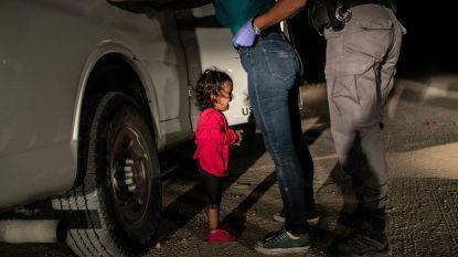 Postergirl tegen hard immigratiebeleid, zonder dat ze het wilde
