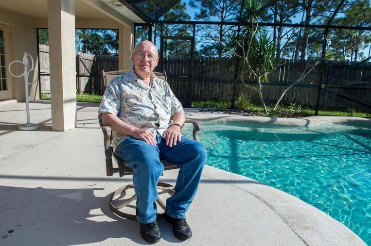 Michael Markle, een gepensioneerde diplomaat en oom van Meghan, kreeg geen uitnodiging voor het huwelijk.
