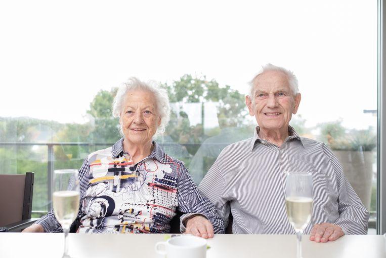 Willy Cailliau en Carolina Leys zijn zeventig jaar getrouwd.