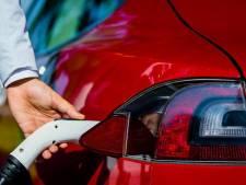 Bezitters elektrische auto's zijn in Oost-Nederland goedkoopst uit