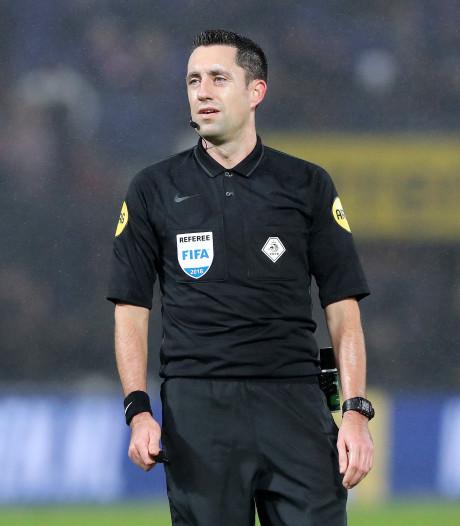 Higler fluit Heracles-PSV, bekerduel FC Twente onder leiding van Martens