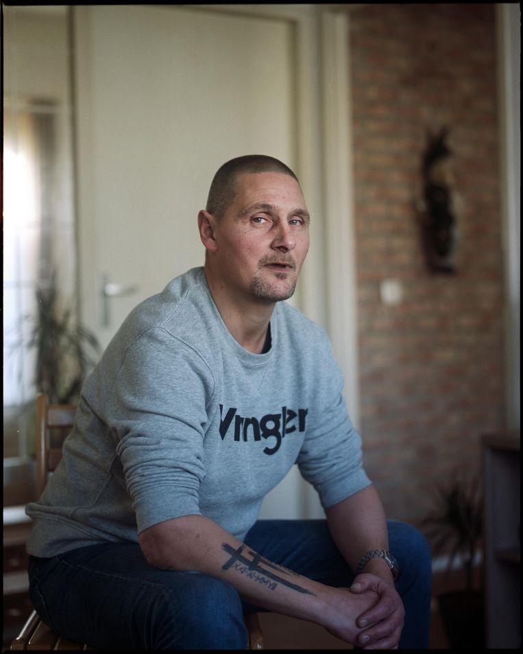 Manfred Buijs: 'Ik moest leren hoe een huis voelde' Beeld Marc Driessen