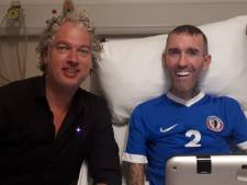 Vincent de Vries: 'Ricksen vocht voor zijn leven na blunder in ziekenhuis'