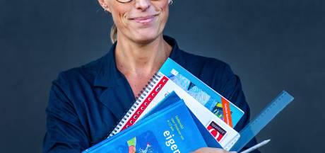 Overmoedig bedacht Marieke om de klas in alfabetische volgorde neer te zetten