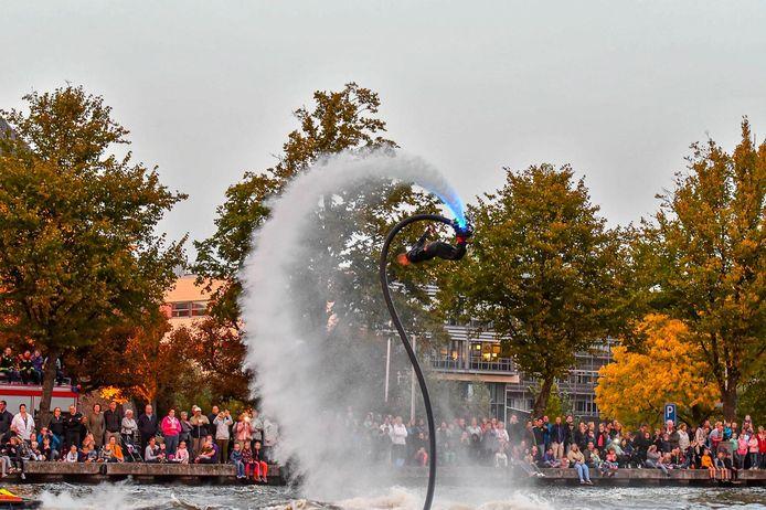 Gondelvaart Alphen 2018