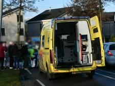 Fietsster ernstig gewond na ongeluk in Enschede