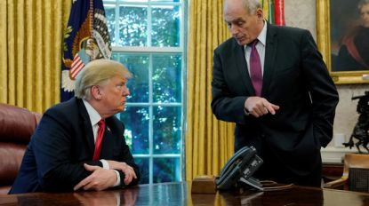 """""""Stafchef Witte Huis stapt binnenkort op"""""""