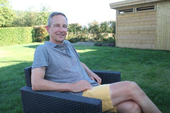 Jan Nevens blikt tevreden terug op zijn carrière en die ene ritzege in de Tour de France.