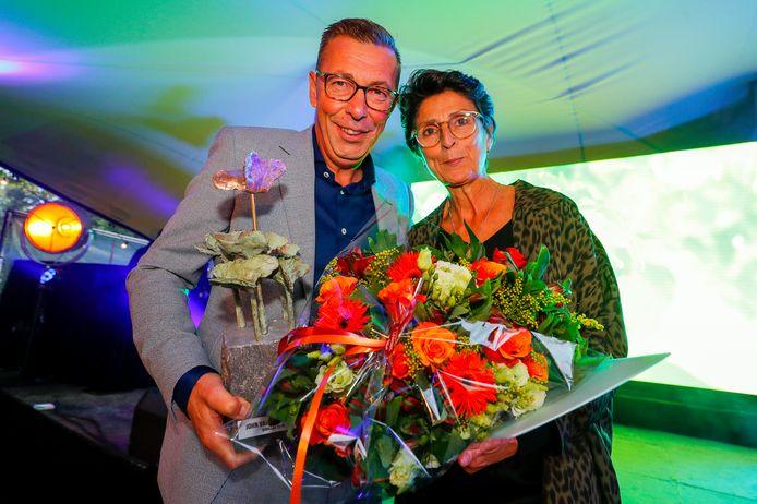 John van Doormalen werd Veldhovens Ondernemer van het Jaar 2019.