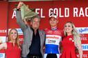 Mathieu van der Poel won dit seizoen op indrukwekkende wijze de Amstel Gold Race.