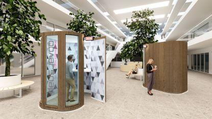 Decorbouwer Deusjevoo lanceert transporteerbare studio voor coronavrije videogesprekken