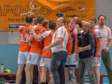 Eindelijk titel voor Sonse handballers van Apollo