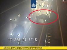 Ongeluk leidt tot file op A1 van Deventer naar Apeldoorn