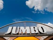 Jumbo lonkt in Valkenswaard naar het pand van garage Driessen